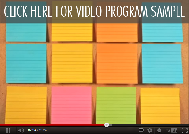 Click Here For A Free Video Program Sample | Workshop 7