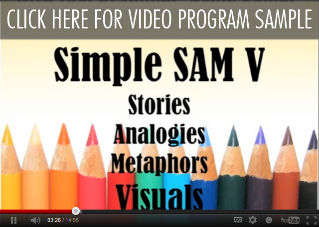Click Here For A Free Video Program Sample | Workshop 8